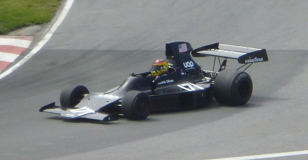 Shadow Racing DN1 at Montreal