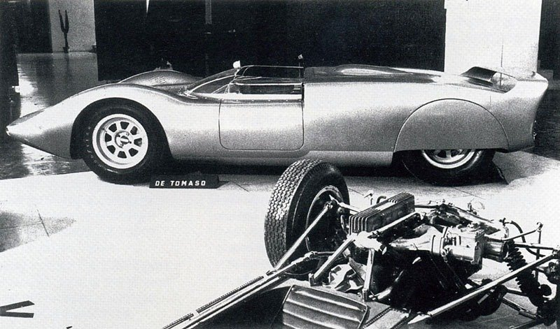 Shelby De Tomaso P70