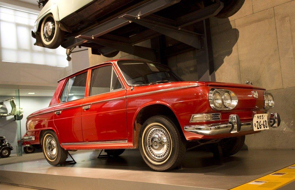 Five Cars Designed By Giovanni Michelotti Freelance Car