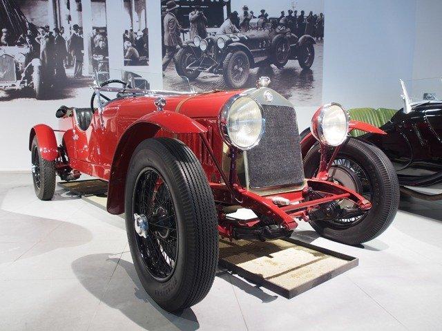 Alfa Romeo 6C 1500 Super Sport