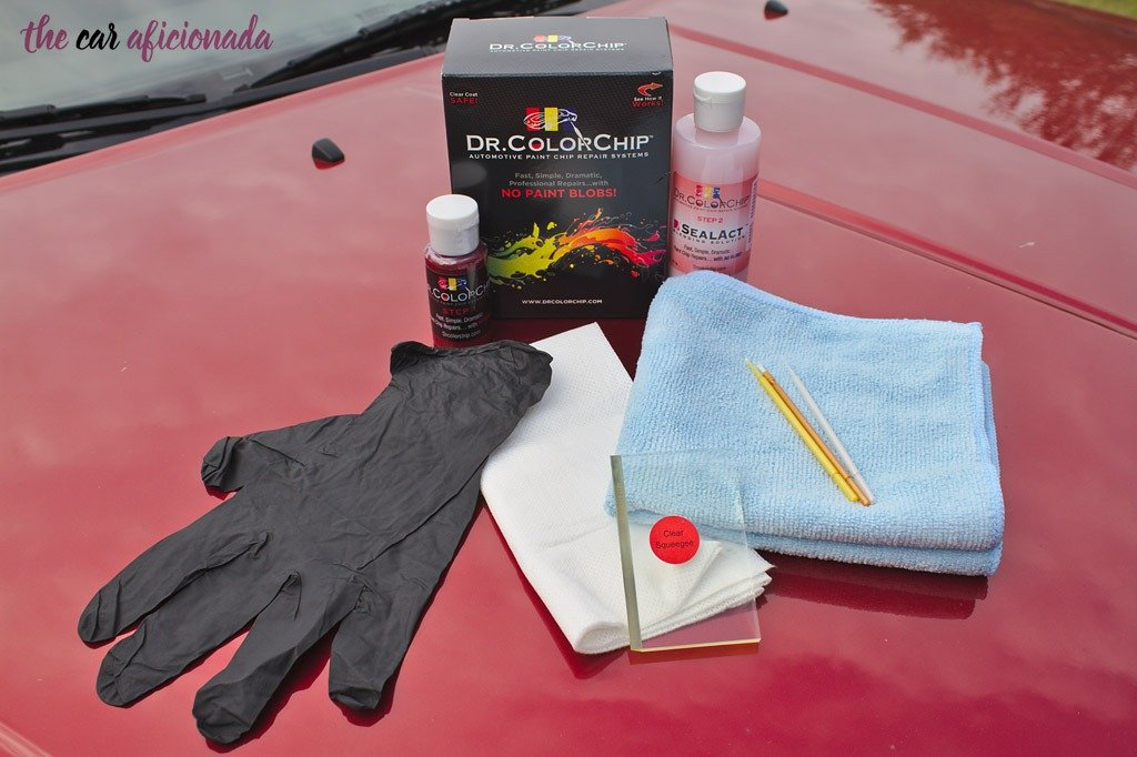 Product Review: Dr  ColorChip Squirt 'n Squeegee Kit