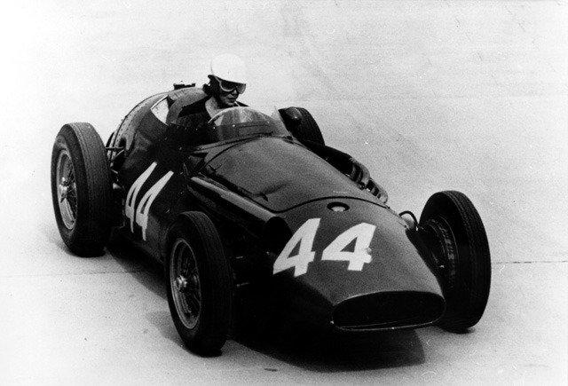 Maria Teresa de Filippis 1958 Monaco Grand Prix