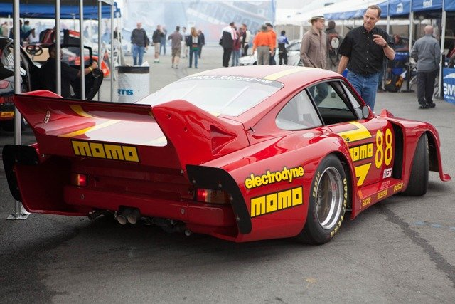 Momo Porsche 935 livery