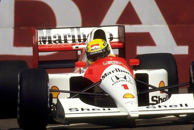 Marlboro McLaren F1 livery