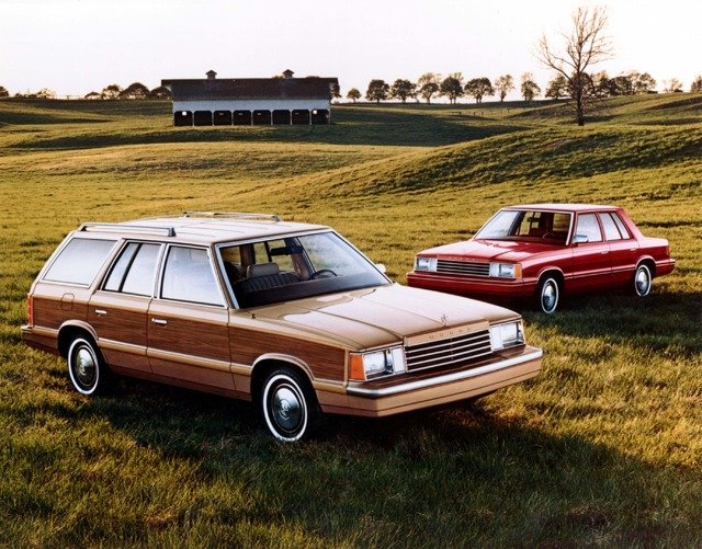 1981 Dodge Aries