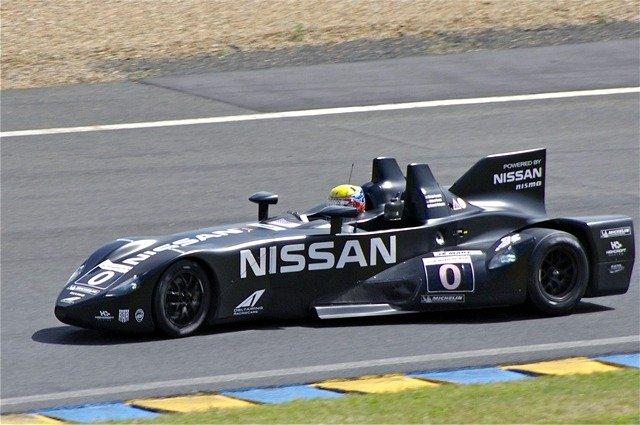 AAR DeltaWing Le Mans 2012