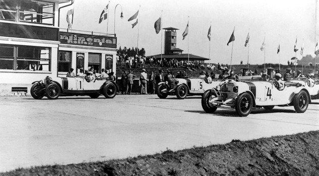 Adolf Rosenberger Nurburgring 1927