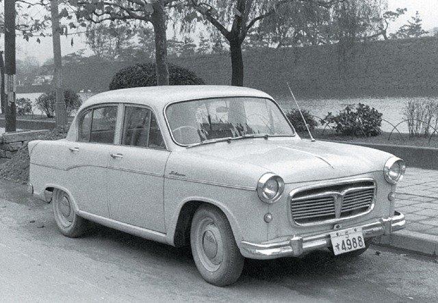 1955 Subaru 1500