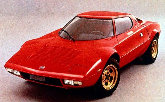 Bertone Lancia Stratos