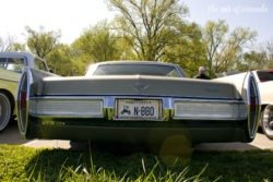 Louisville Cars and Coffee Cadillac Sedan de Ville