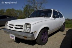 Louisville Cars and Coffee Chevrolet Chevette