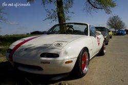 Louisville Cars and Coffee Mazda MX-5 Miata