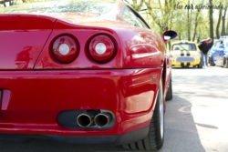 Louisville Cars and Coffee Ferrari Maranello