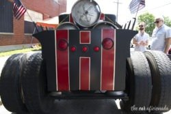 Beatersville rat rod pickup rear