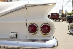 Chevrolet El Camino taillight detail