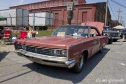 1967 Chrysler Newport coupe