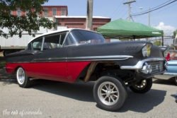 Chevrolet Bel Air gasser
