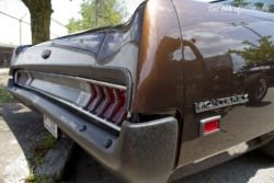 Mercury Monterey rear