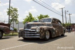 rat rod lead sled