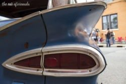 Chevrolet Parkwood taillight