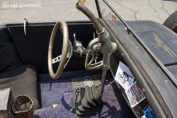 rat rod gas pump gear shifter