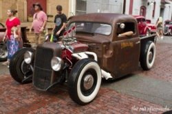 Beatersville rat rod