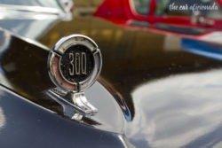 1966 Chrysler 300 hood ornament