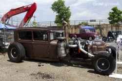 rat rod at Beatersville