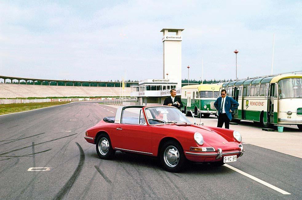 1965 911 Targa