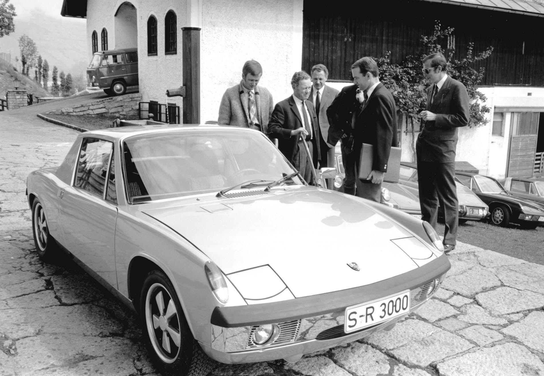 Ferry Porsche 914-8
