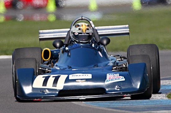 IMS vintage race Chevron B39 Formula Atlantic