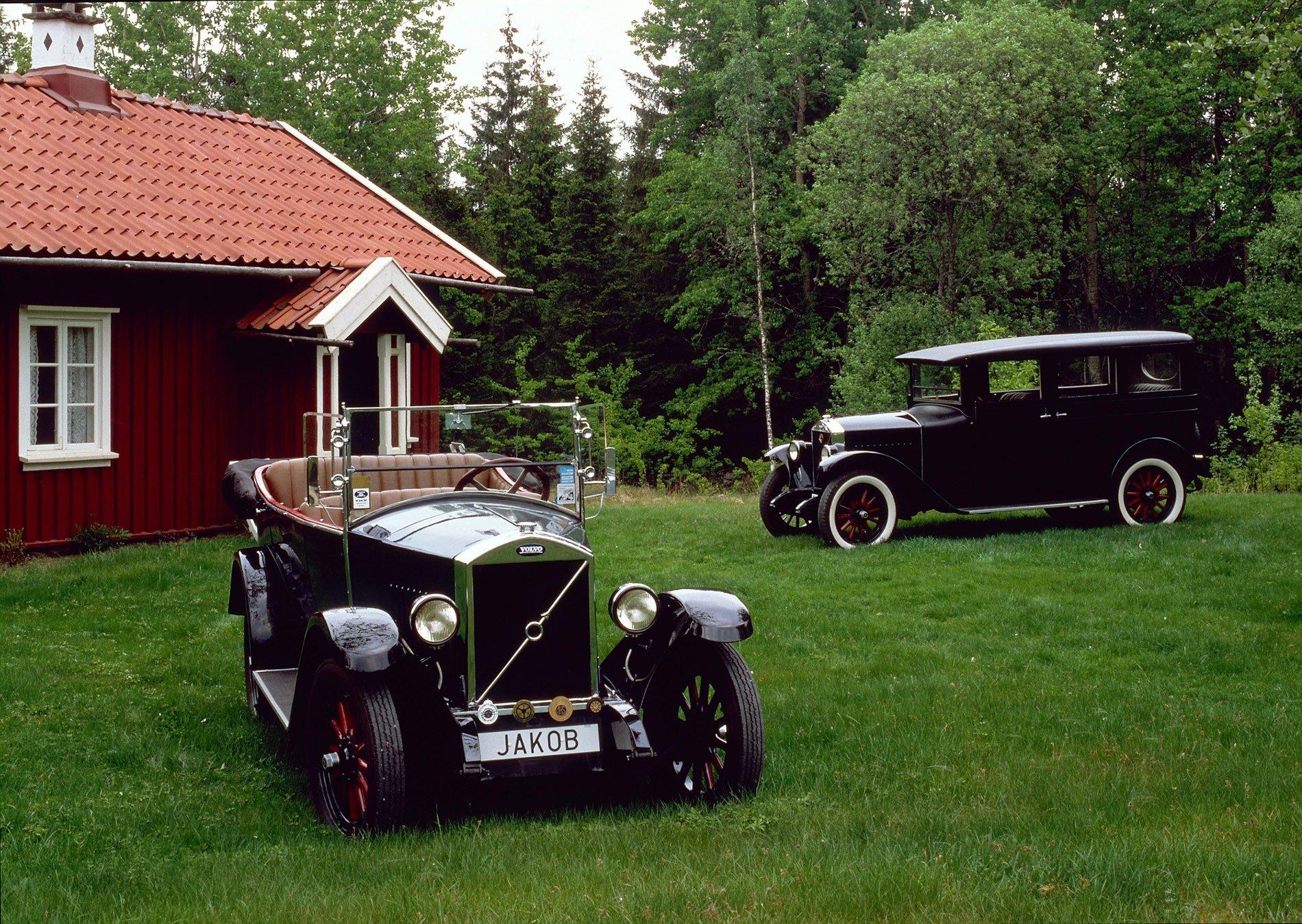 Volvo ÖV4 and PV4