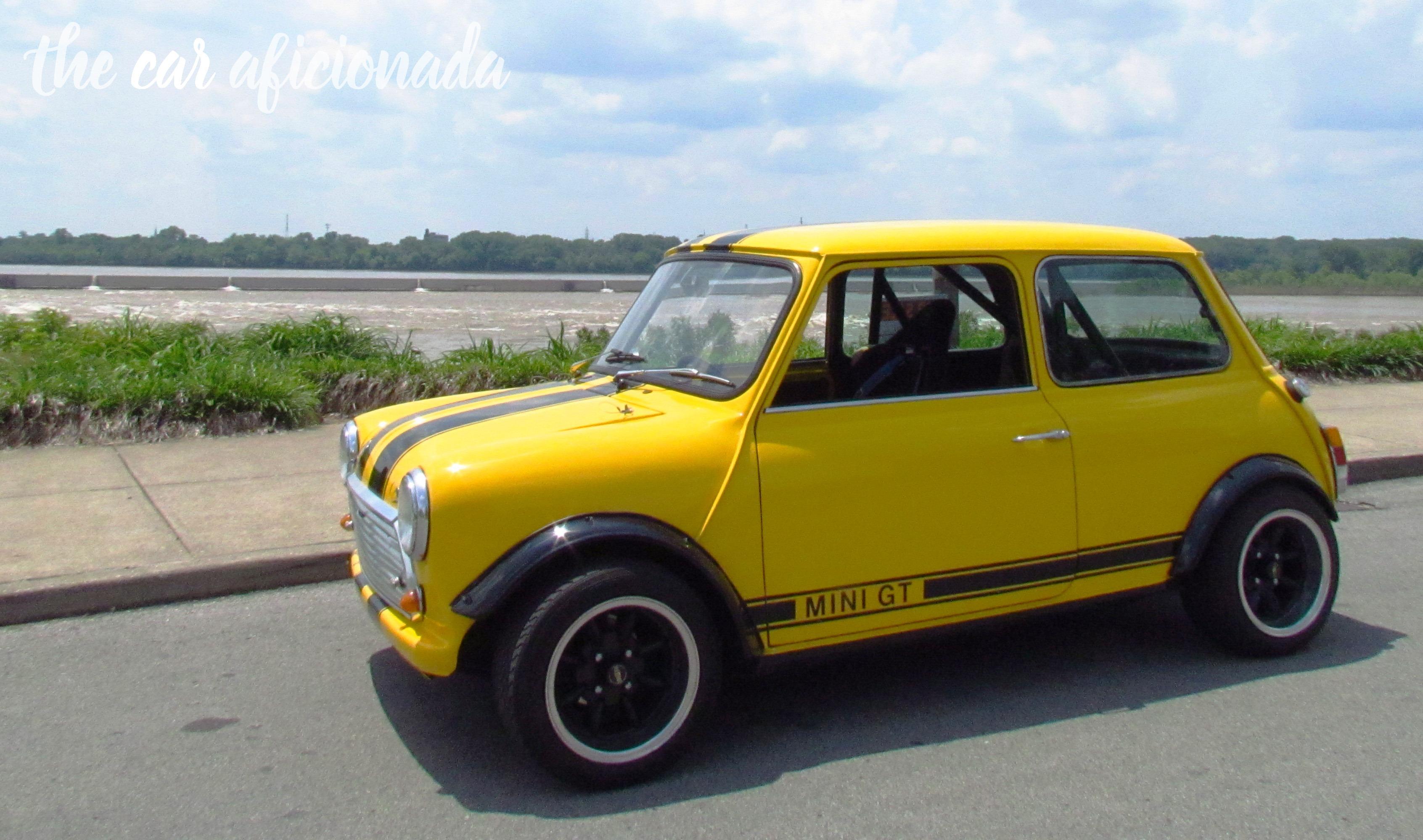 Kurt's Austin Mini