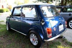 Mini rear