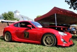 Scion FR-S/Toyota GT86 Michael Neat autocross race car