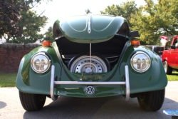 VW Beetle front