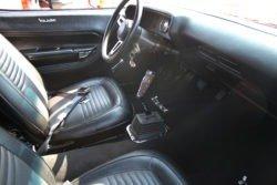 Plymouth Hemi Cuda interior