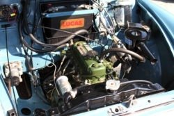 Morris Minor engine