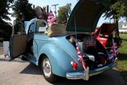 Morris Minor rear