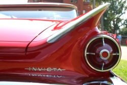 Buick Invicta taillight detail
