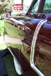 Cadillac Sixty Special rear quarter detail