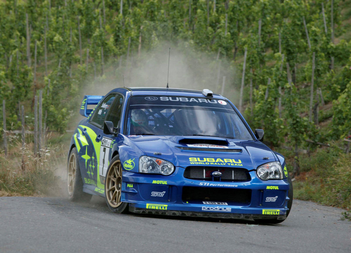 Keeping Its Roots In Rally Racing Sti Celebrates 30 Years